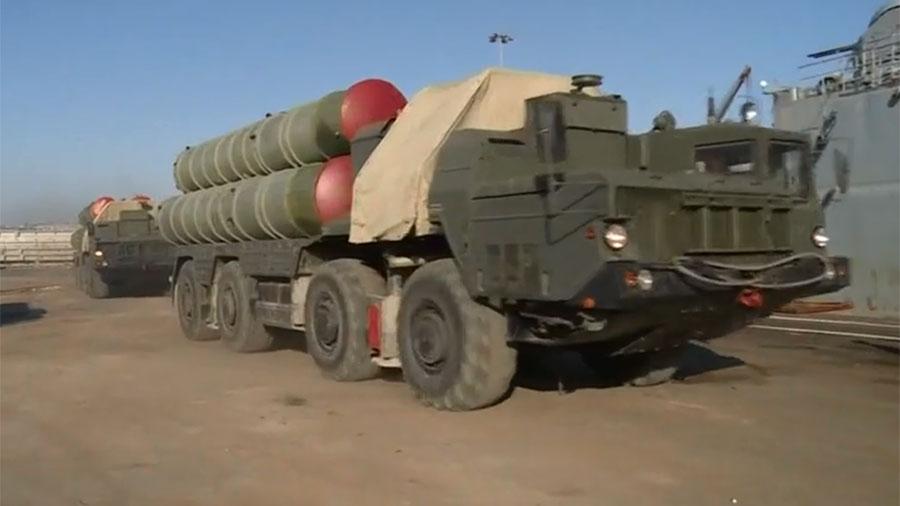 РТ: Руска војска распоредила додатне ПВО системе С-400 у Сирију