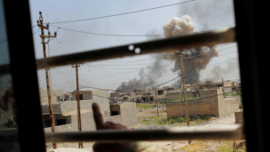 РТ: Коалиција САД грешком бомбардовала ирачку полицију