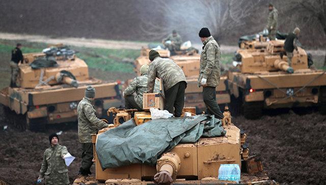 Ердоган: Анкара би могла прошити операцију све до границе са Ираком