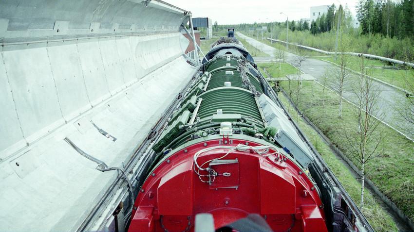 Зашто је Русија одустала од возова наоружаних нуклеарним ракетама?