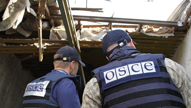 ОЕБС забележио нарушавање споразума о повлачењу оружја са линије разграничења од стране кијевских снага