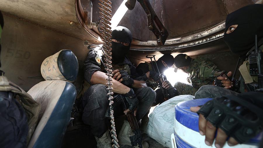 РТ: Операција специјалних снага Сирије на месту обарања руског авиона