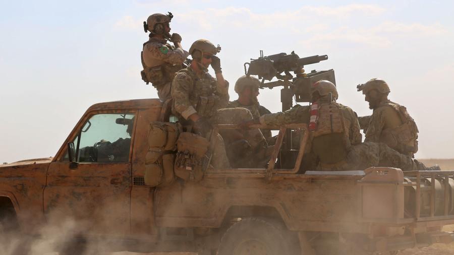 РТ: Трупе САД могле би бити мете турских снага - Анкара