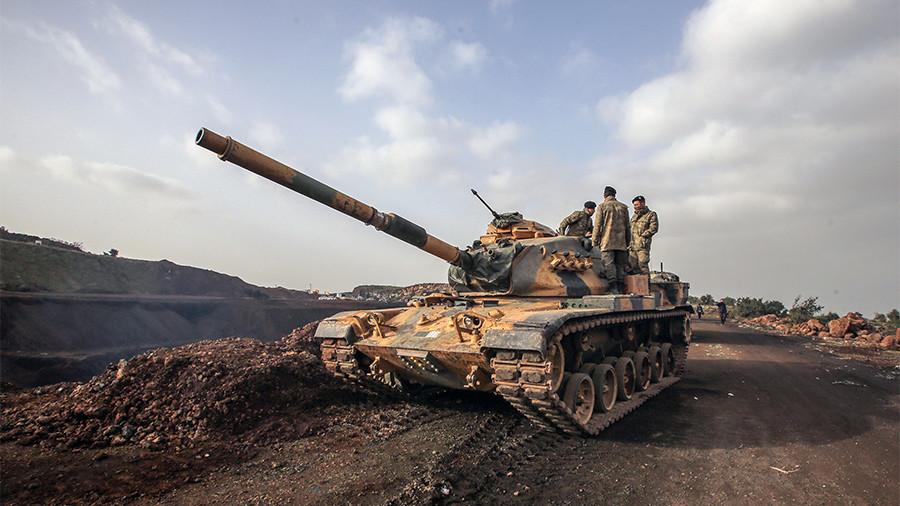 Анкара: Курди гранатирају Турску оружјем из САД