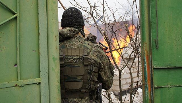 Кијевске снаге 17 пута напале територију ДНР
