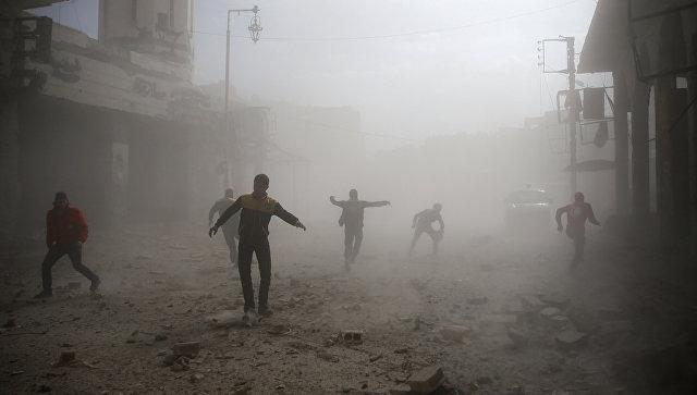 РТ: Руско трговинска мисија у Дамаску на мети минобацача