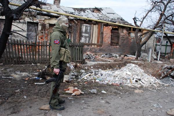 Kijevske snage devet puta napale teritoriju DNR