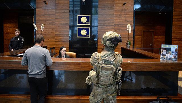 Кијевске снаге поново брутално упадају у канцеларије медија