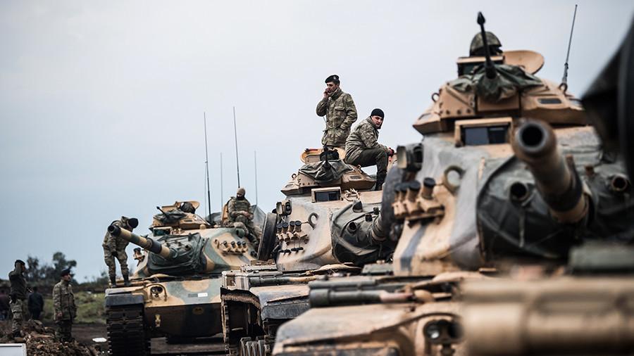 РТ: Турска операција у Сирији ће се преселити у Идлиб након операције у Африну - Ердоган