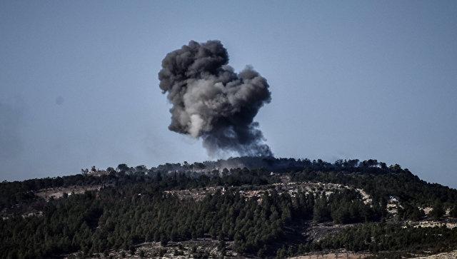 Турски авиони поново напали сиријску покрајину Африн