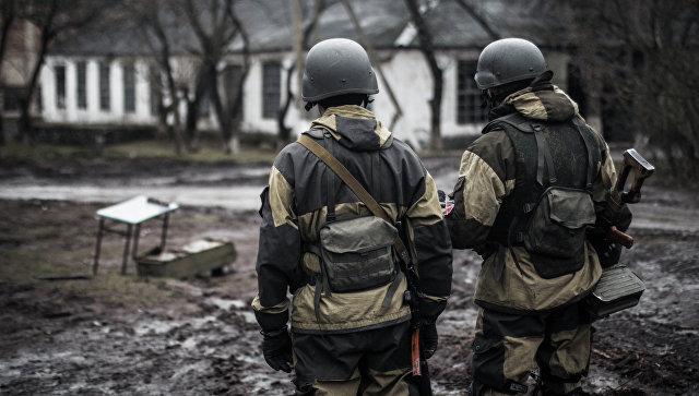 Кијевске снаге девет пута напале територију ДНР