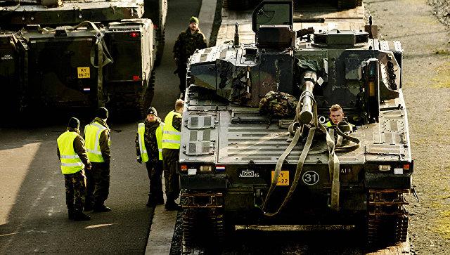 """Земље НАТО-а договориле стварање """"војног шенгена"""""""
