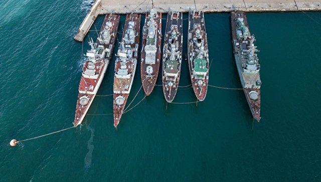 Кијев: Путем суда ћемо тражити да Русија ремонтује наше бродове
