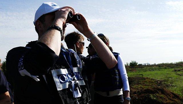 Кијевске снаге напредовале у правцу запада Луганске области - ОЕБС