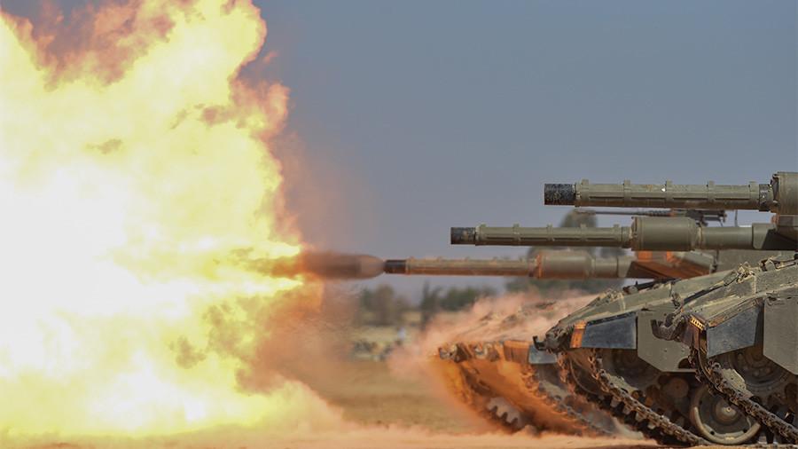 Израелска војска бомбардовала Појас Газе