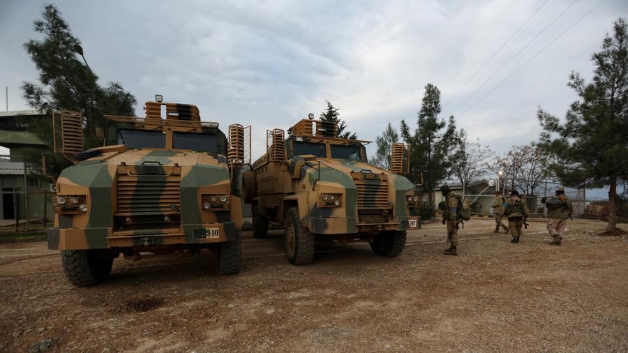 РТ: Курди тврде да је постигнут договор да сиријска војска уђе у Африн
