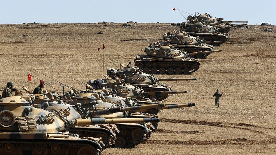 РТ: Турска ће започети опсаду сиријског Африна - Ердоган