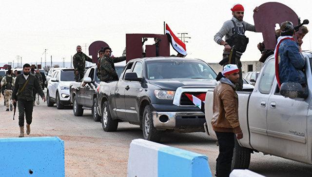 Курди: Сиријска војска ушла у Африн