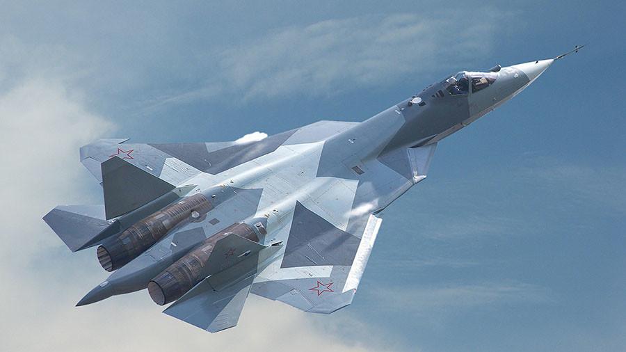 РТ: Авиони Су-57 у Сирији због тестирања електронске опреме - непотврђене информације