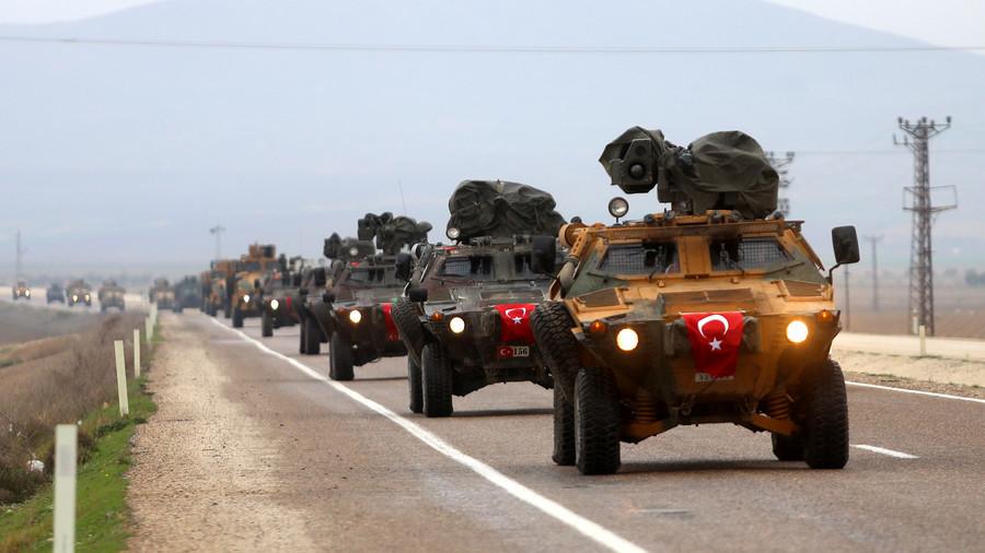 РТ: Турска распоређује специјалне снаге у сиријском Африну