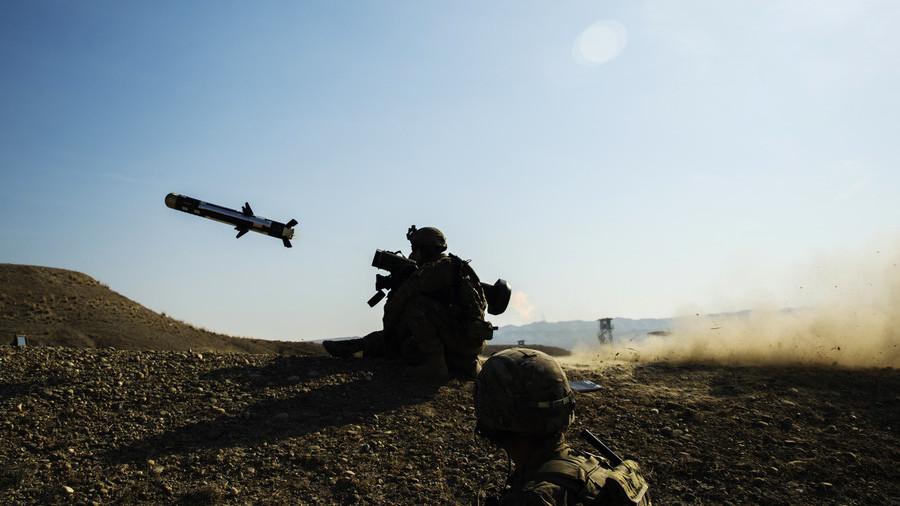 РТ: Пентагон одобрио продају противоклопних ракета Украјини