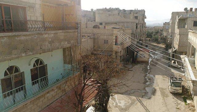 Сиријски побуњеници спречавају цивиле да побегну из Источне Гуте