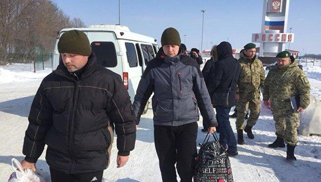 Русија и Украјина разменили заробљене граничаре