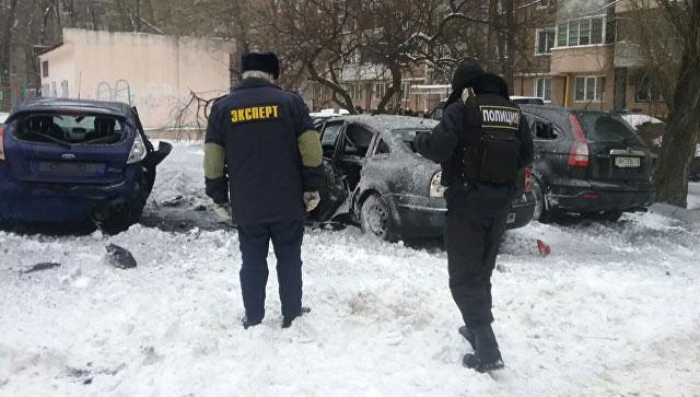 Експлозија у Доњецку