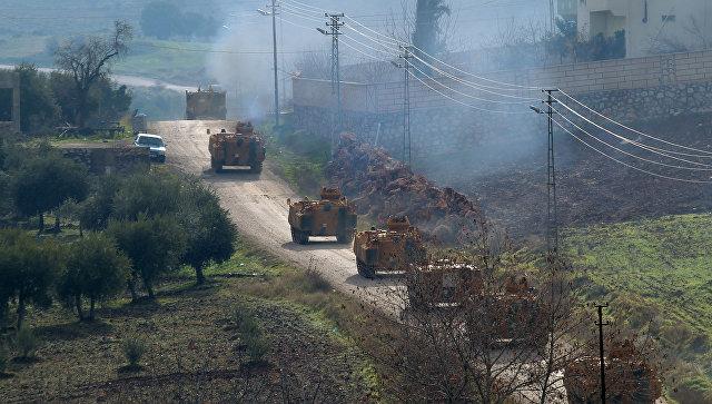 Турске снаге напредују у сиријској регији Африн