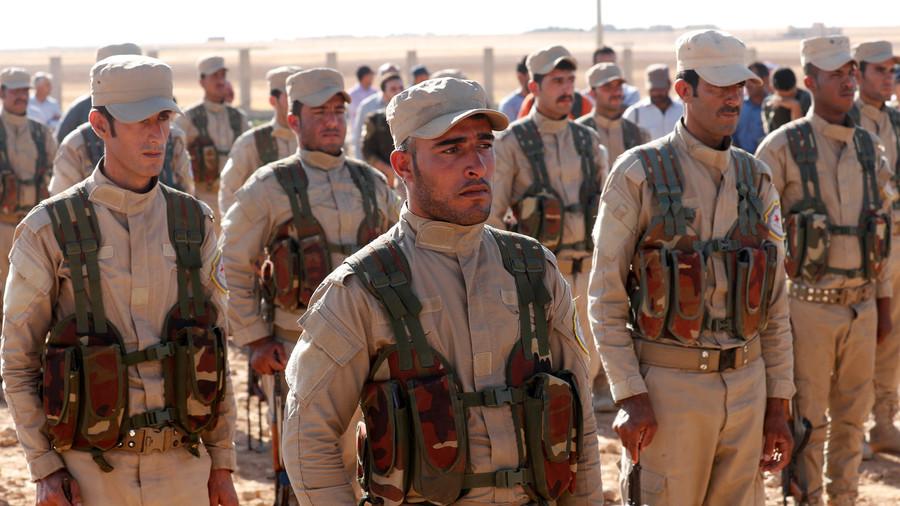 РТ: Турска операција у Африну приморала САД да зауставе борбу против терориста