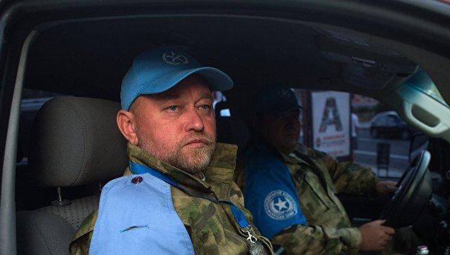 """Начелник """"Официрског корпуса"""" оптужен за припрему атентата на Порошенка"""