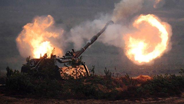 """Министарство одбране објавило снимaк дејства артљеријског оружја """"Краснопољ"""""""
