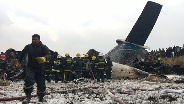 У Непалу пао путнички авион