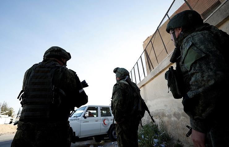 Расте подршка грађана сиријској војсци у Источној Гути