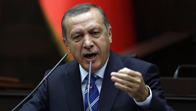 Ердоган: Надам се да ће Африн вечерас пасти