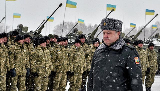 """Порошенко објавио """"Операцију Обједињених снага"""" у Донбасу"""