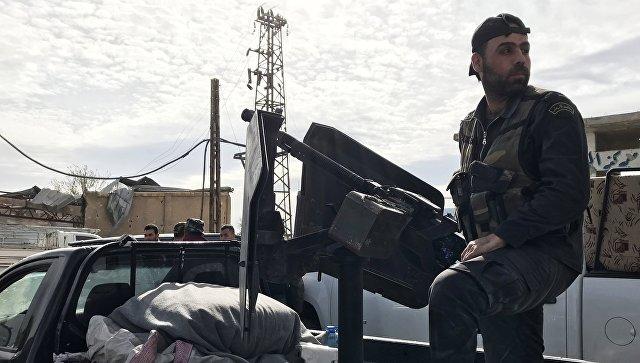 Сиријска војска ослободила 70 одсто Источне Гуте