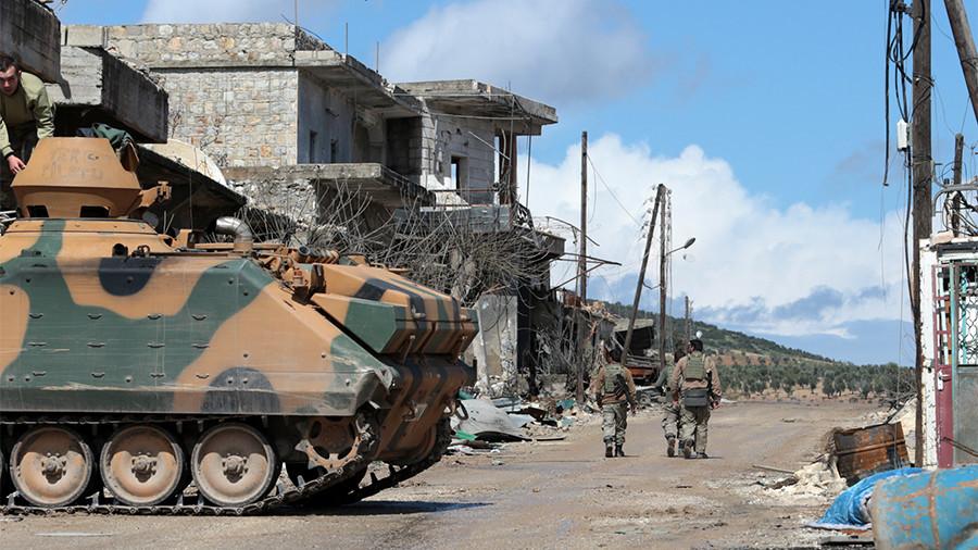 РТ: Сиријски Африн потпуно под нашом контролом - Ердоган