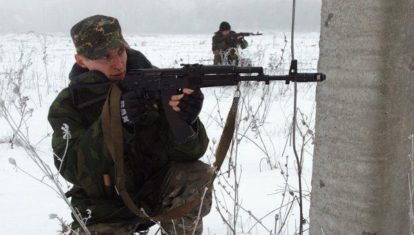 Kijevske snage dva puta napale teritoriju DNR