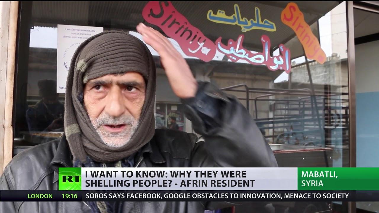 Više od 200.000 ljudi koji napustilo Afrin