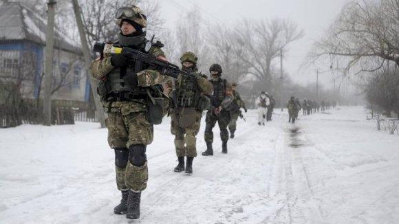 Кијевске снаге једном напале територију ДНР