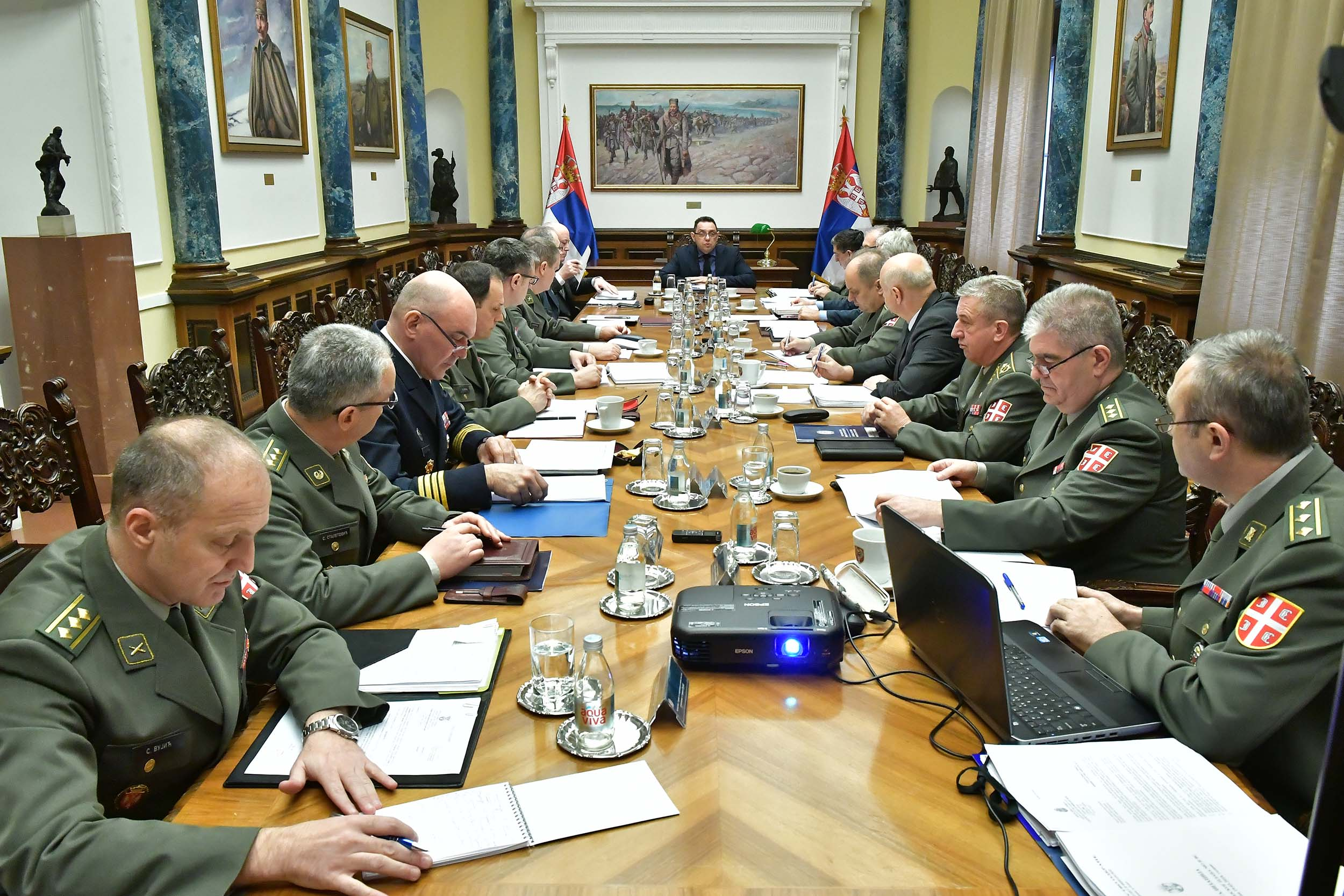 Побољшан визуелни идентитет припадника Војске Србије