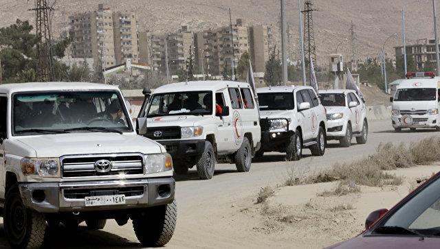 Милитанти напуштају Источну Гуту
