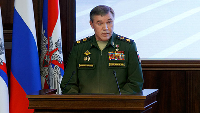 Герасимов: Ново оружје омогућиће пребацивање стратешког одвраћања са нуклеарне на ненуклеарну сферу