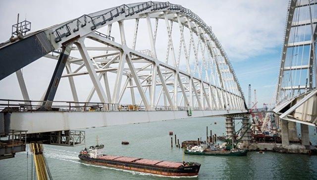 У Украјини припремају план за блокирање кримског моста