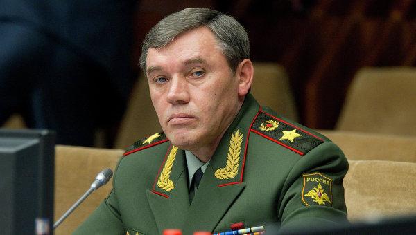 Герасимов: Све незаконите оружане групације које делују у Сирији финансирају се из иностранства