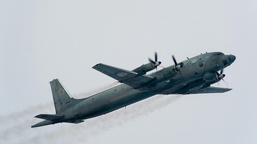 РТ: Први пут од совјетских времена руска против-подморничка авијација летела до обале САД-а