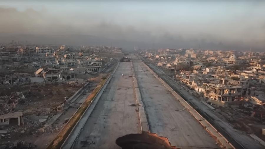 РТ: Аутопут Источне Гуте после седам година блокаде