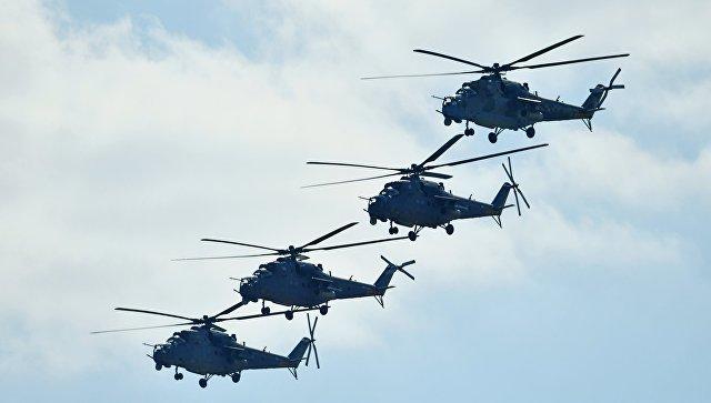 Србија раматра набавку тенкова, оклопних возила и хеликоптера из Русије