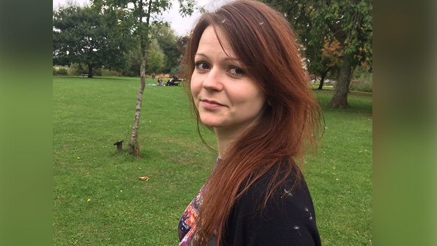 """РТ: Јулија Скрипаљ описала """"дезоријентисану"""" епизоду у Великој Британији"""